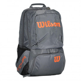 Mochila Wilson Tour V medium gris