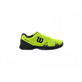 Zapatillas Wilson niño/a Rush Pro 2.5 Acid lime/Bk/Ebony