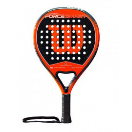 Pack 2 palas wilson force smart + 3 botes