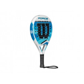 Pala Wilson Carbon Force Lite Azul 2016
