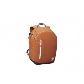 Mochila Wilson Roland Garros Tour Backpack Clay/Nav/WH