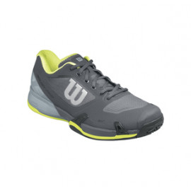 Zapatillas Wilson Rush Pro 2.5 Ebony/Monument/Lime Punch