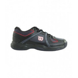 Zapatillas Wilson N Vision Clay Court Negra