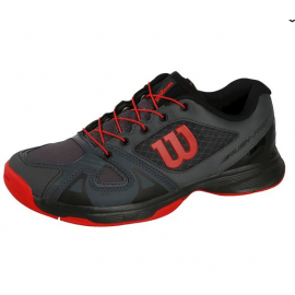 Zapatillas Wilson Junior QL Ebony/Bk/Rd 2019